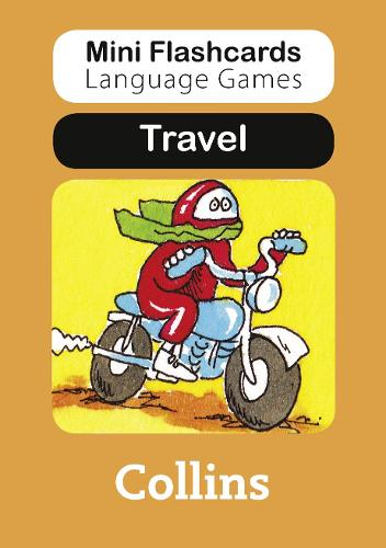 Travel - Mini Flashcards Language Games
