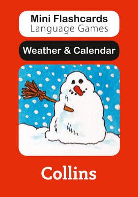 Weather & Calendar - Mini Flashcards Language Games