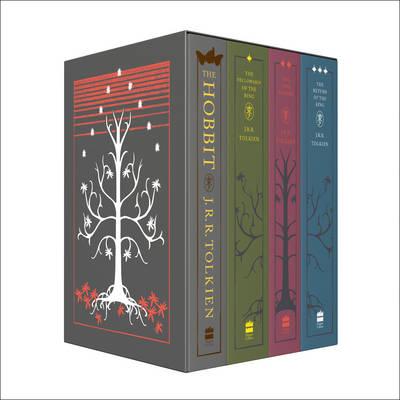 Lord Of The Rings Box Set Hardback