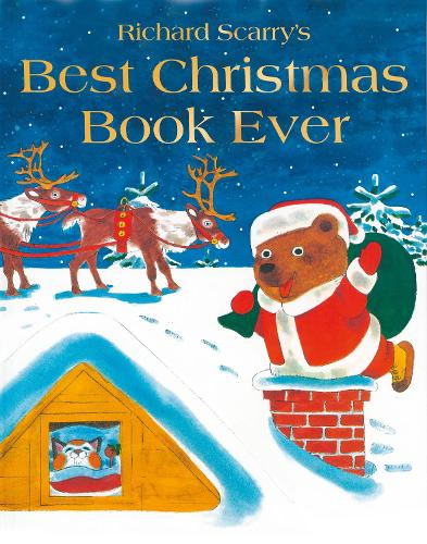 Best Christmas Book Ever! (Paperback)