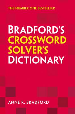 Collins Bradford's Crossword Solver's Dictionary (9th Edition) (Paperback)