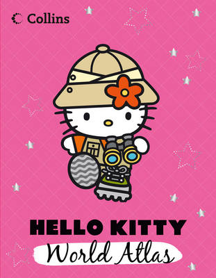 Hello Kitty World Atlas (Paperback)