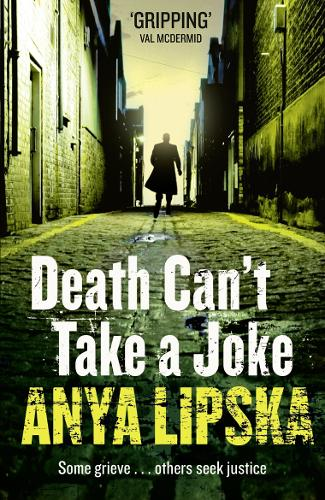 Death Can't Take a Joke - Kiszka & Kershaw Book 2 (Paperback)