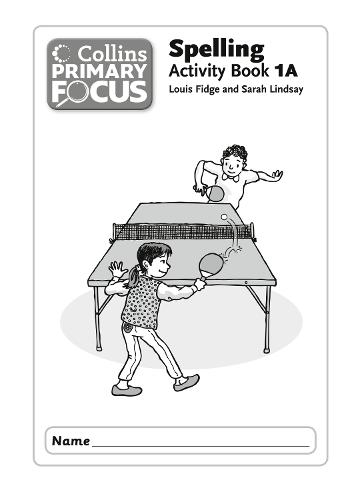 Spelling Practice Book A - Collins Primary Focus (Paperback)
