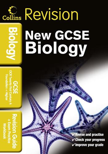 OCR 21st Century GCSE Biology: Revision Guide and Exam Practice Workbook (Paperback)