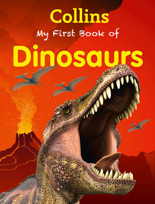 Collins My First Book Of Dinosaurs - Collins My First (Paperback)