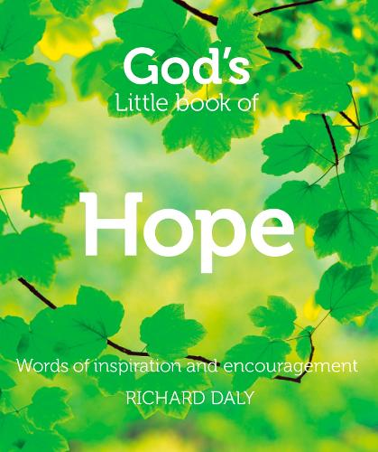 God's Little Book of Hope: Words of Inspiration and Encouragement (Paperback)
