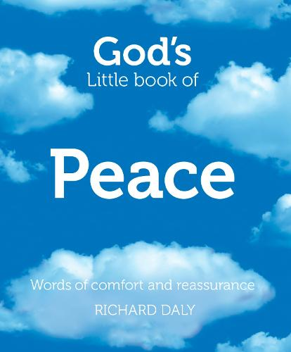 God's Little Book of Peace: Words of Comfort and Reassurance (Paperback)