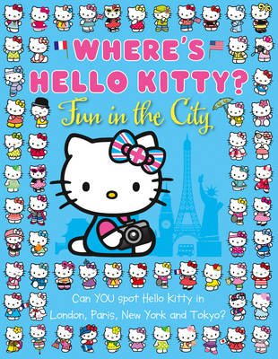 Where's Hello Kitty: Fun in the City - Hello Kitty (Paperback)