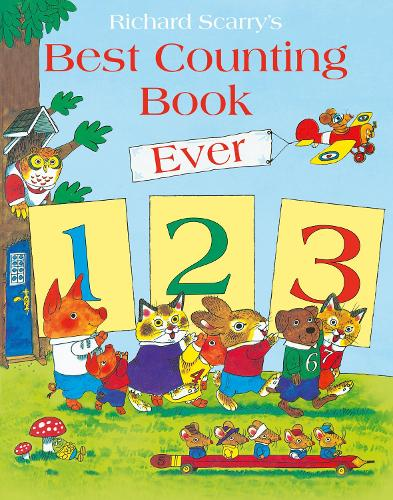 Best Counting Book Ever (Paperback)