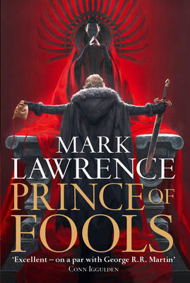 Prince of Fools - Red Queen's War 1 (Hardback)
