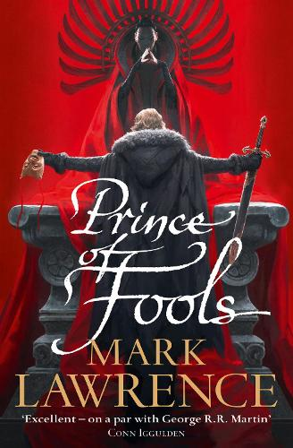 Prince of Fools - Red Queen's War 1 (Paperback)