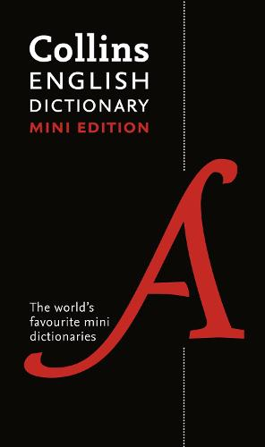 Collins Mini English Dictionary (Paperback)