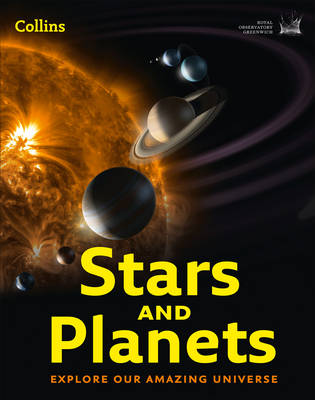 Collins Stars and Planets (Hardback)