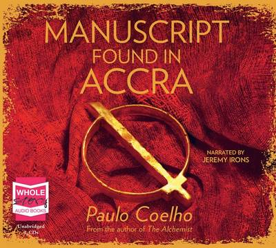 Manuscript Found in Accra (CD-Audio)