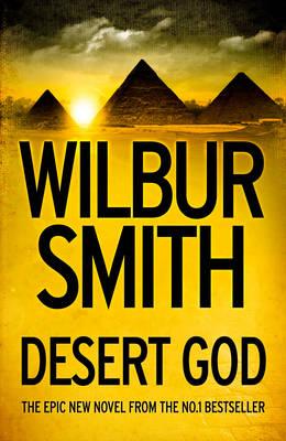 Desert God (Hardback)