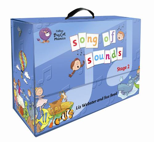 Year 1 Pack (Stage 2) - Song of Sounds