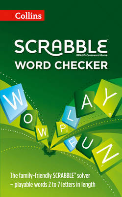 Collins Scrabble Word Checker (Paperback)