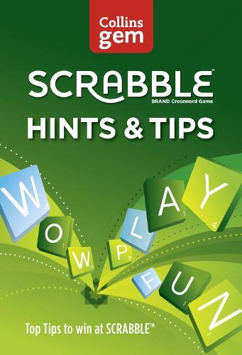 Collins Gem Scrabble Hints and Tips - Collins Gem (Paperback)
