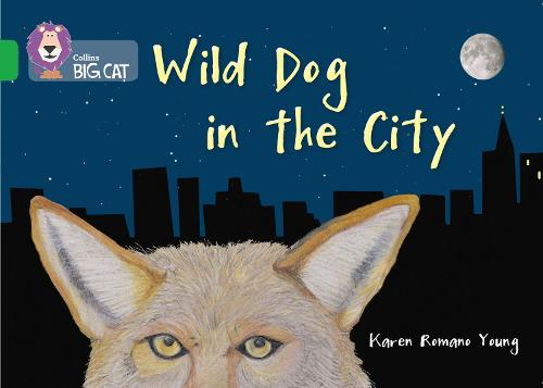 Wild Dog In The City: Band 05/Green - Collins Big Cat (Paperback)