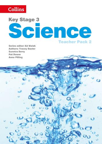 Teacher Pack 2 - Key Stage 3 Science (Spiral bound)
