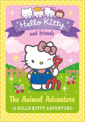 Hello Kitty and Friends (12) - The Animal Adventure - Hello Kitty and Friends 12 (Paperback)