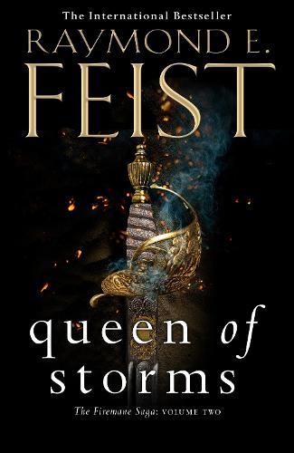 Queen of Storms - The Firemane Saga Book 2 (Paperback)