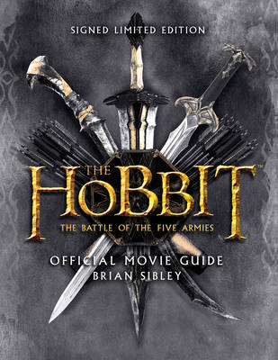 The Hobbit: The Battle of the Five Armies - Official Movie Guide (Hardback)