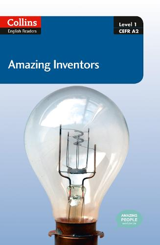 Amazing Inventors: A2 - Collins Amazing People ELT Readers (Paperback)