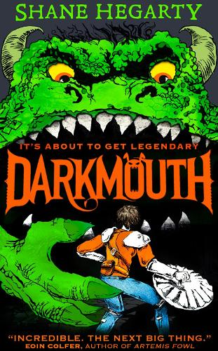 Darkmouth - Darkmouth 1 (Hardback)