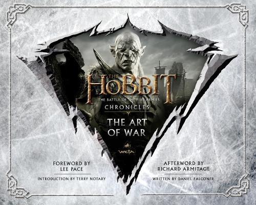 Chronicles: The Art of War - The Hobbit: The Battle of the Five Armies (Hardback)