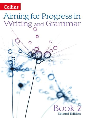 Progress in Writing and Grammar: Book 2 - Aiming for (Paperback)