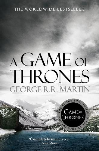 A Game of Thrones - A Song of Ice and Fire 1 (Paperback)