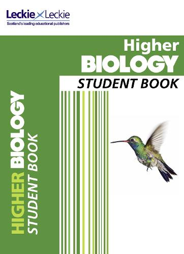 CfE Higher Biology Student Book - Student Book for SQA Exams (Paperback)