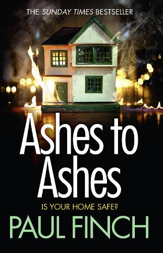 Ashes to Ashes - Detective Mark Heckenburg 6 (Paperback)