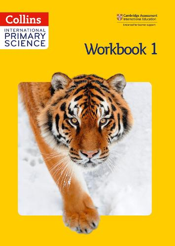 International Primary Science Workbook 1 - Collins International Primary Science (Paperback)