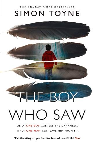 The Boy Who Saw: A Gripping Thriller That Will Keep You Hooked (Hardback)
