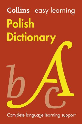 Collins Easy Learning Polish Dictionary - Collins Easy Learning Polish (Paperback)