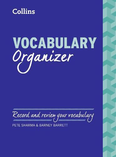 Vocabulary Organizer - Collins Academic Skills (Spiral bound)