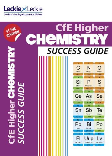 CfE Higher Chemistry Success Guide - Success Guide (Paperback)