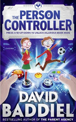The Person Controller (Hardback)