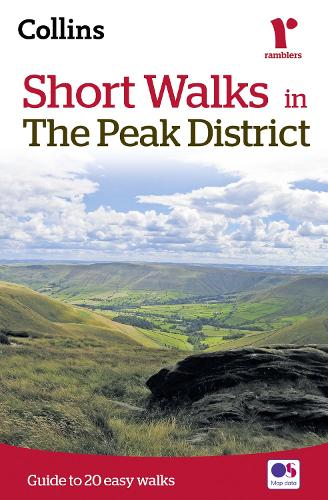 Short walks in the Peak District (Paperback)
