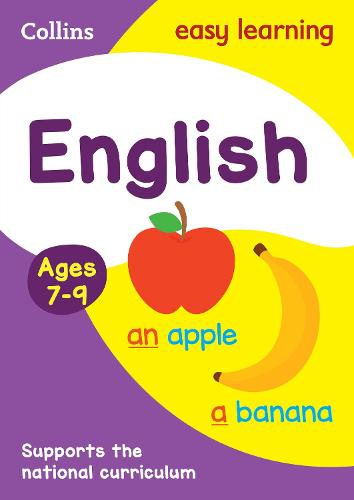 English Ages 7-9 - Collins Easy Learning KS2 (Paperback)