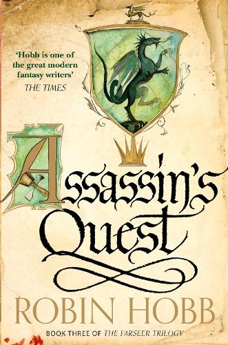 Assassin's Quest - The Farseer Trilogy 3 (Paperback)