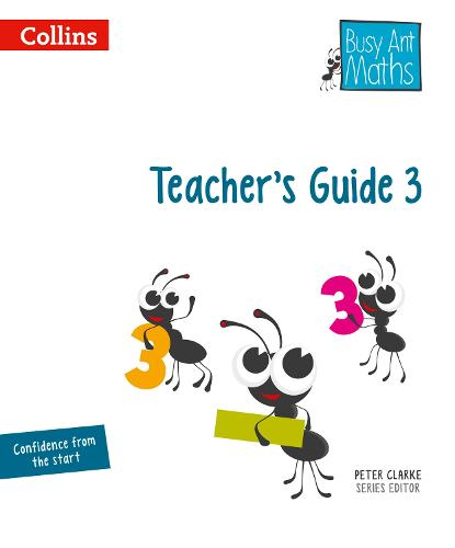 Teacher's Guide 3 - Busy Ant Maths