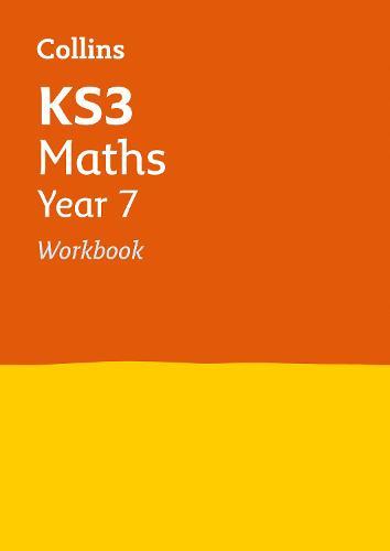 KS3 Maths Year 7 Workbook: Prepare for Secondary School - Collins KS3 Revision (Paperback)