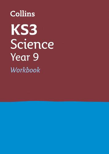 KS3 Science Year 9 Workbook - Collins KS3 Revision (Paperback)