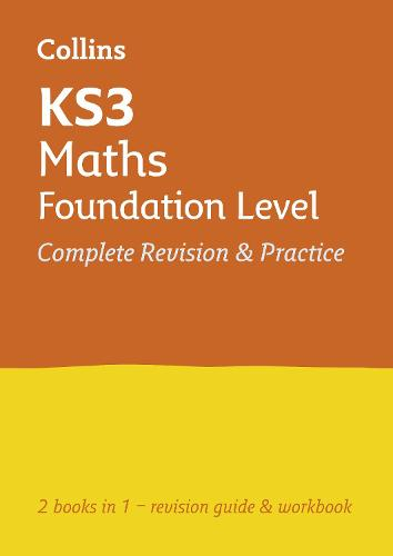 KS3 Maths (Standard) All-in-One Revision and Practice - Collins KS3 Revision (Paperback)