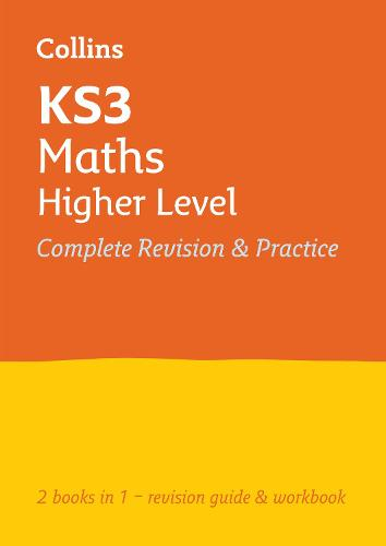KS3 Maths (Advanced) All-in-One Revision and Practice - Collins KS3 Revision (Paperback)