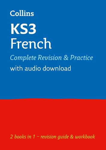 KS3 French All-in-One Complete Revision and Practice: Ideal for Years 7, 8 and 9 - Collins KS3 Revision (Paperback)